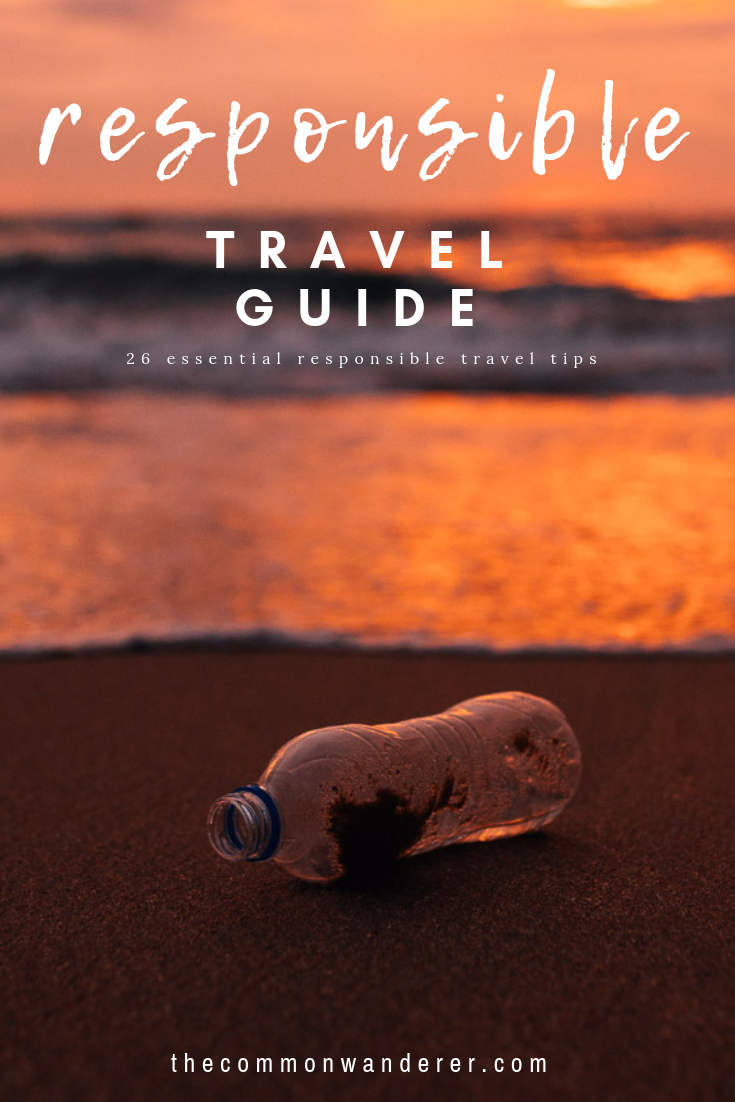 Here are our simple and effective responsible travel tips to help you get the best out of your travels, and leave the world a better place. Includes tips and advice on the environment, plastic, people, culture and animals I Responsible Travel | Sustainable Travel | Eco Travel | Travel Tips | Travel Inspiration | responsible tourism | cultural travel | #responsibletravel