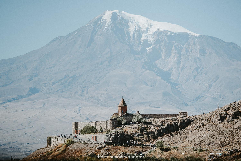 A guide to Khor Virap Monastery, Armenia