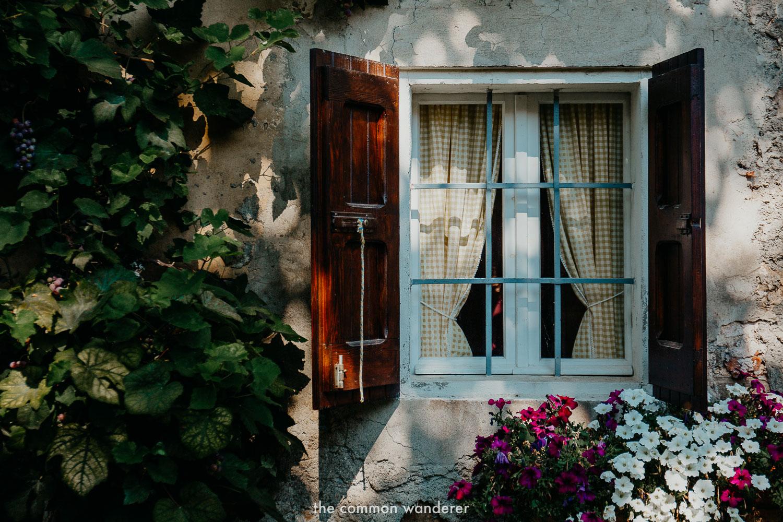 Accommodation while hiking the Via Matildica in Emilia Romagna, Italy