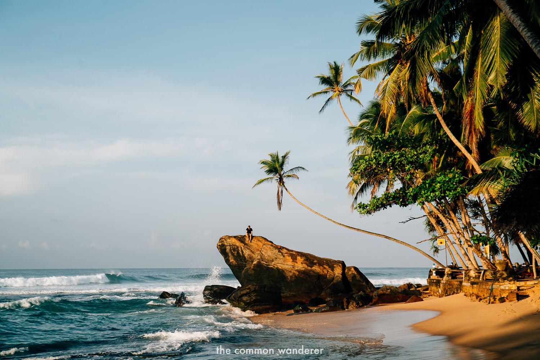 Wijaya beach, Sri Lanka - the best things to do in Sri Lanka