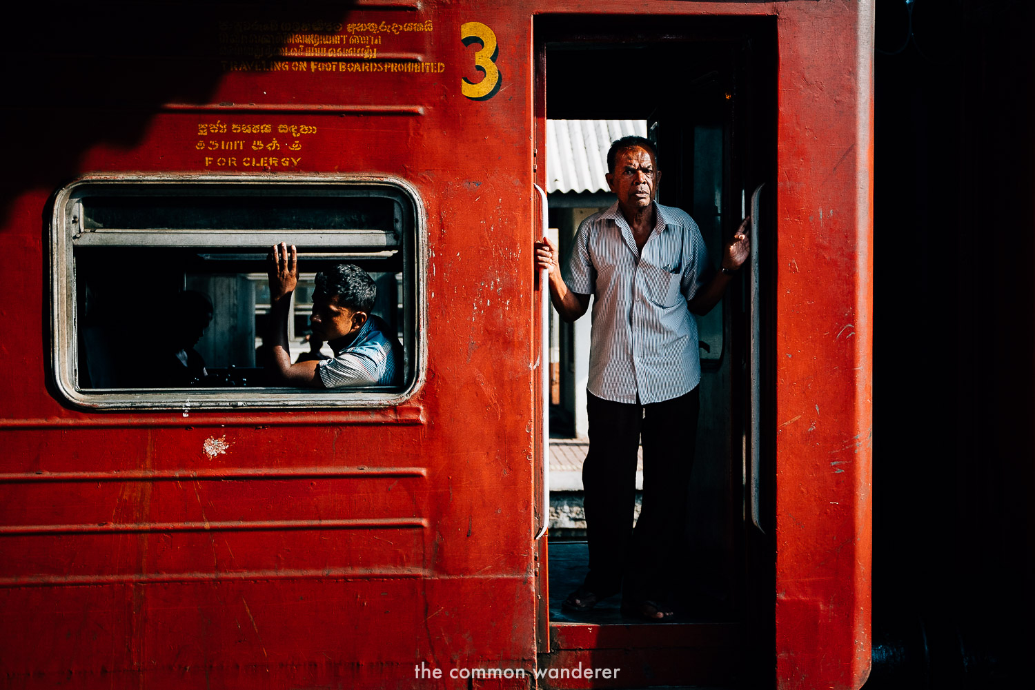Top sri lanka travel tips include taking the local trains