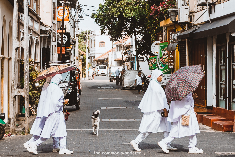 Sri Lanka is religiously diverse, with majority Buddhist, Hindu and Muslim - sri lanka travel tips