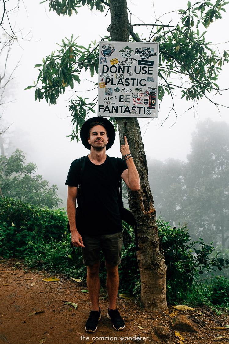 sri lanka travel tips - don't ever litter