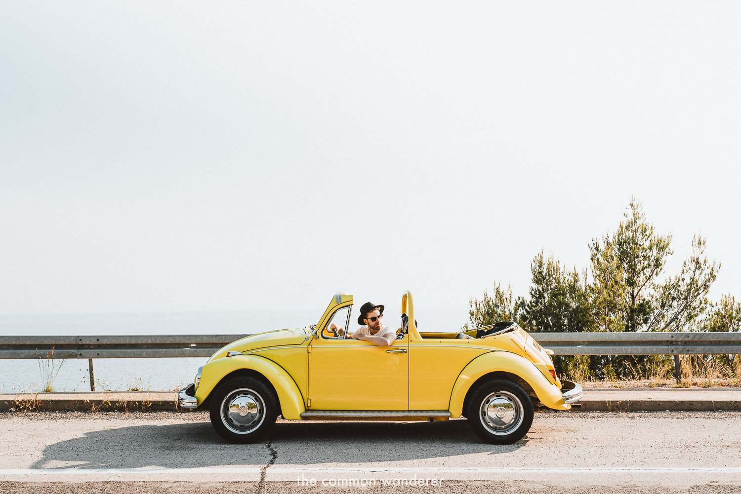 Exploring Hvar island in a Volkswagen beetle - best things to do in Hvar town