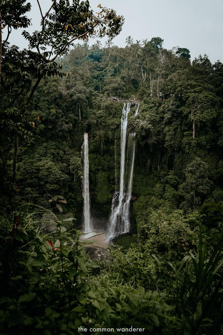 A guide to Sekumpul waterfall, Bali