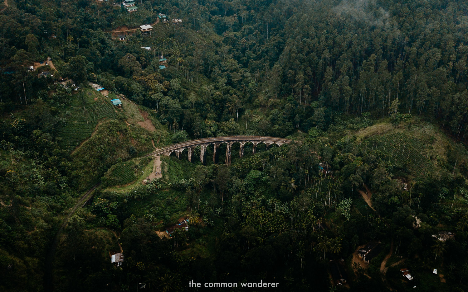 A guide to Ella's Nine Arch Bridge, one of the best things to do in Ella