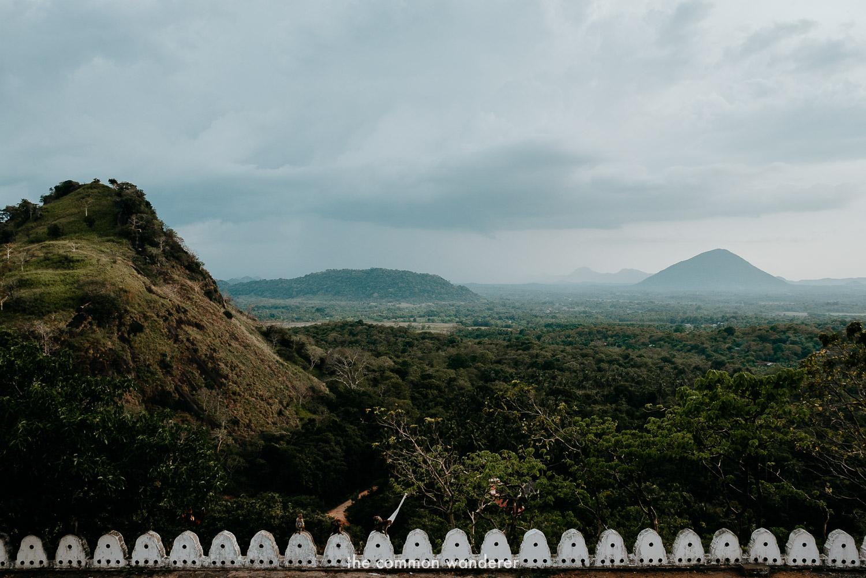 Sri Lanka itinerary | Dambulla caves rock temples