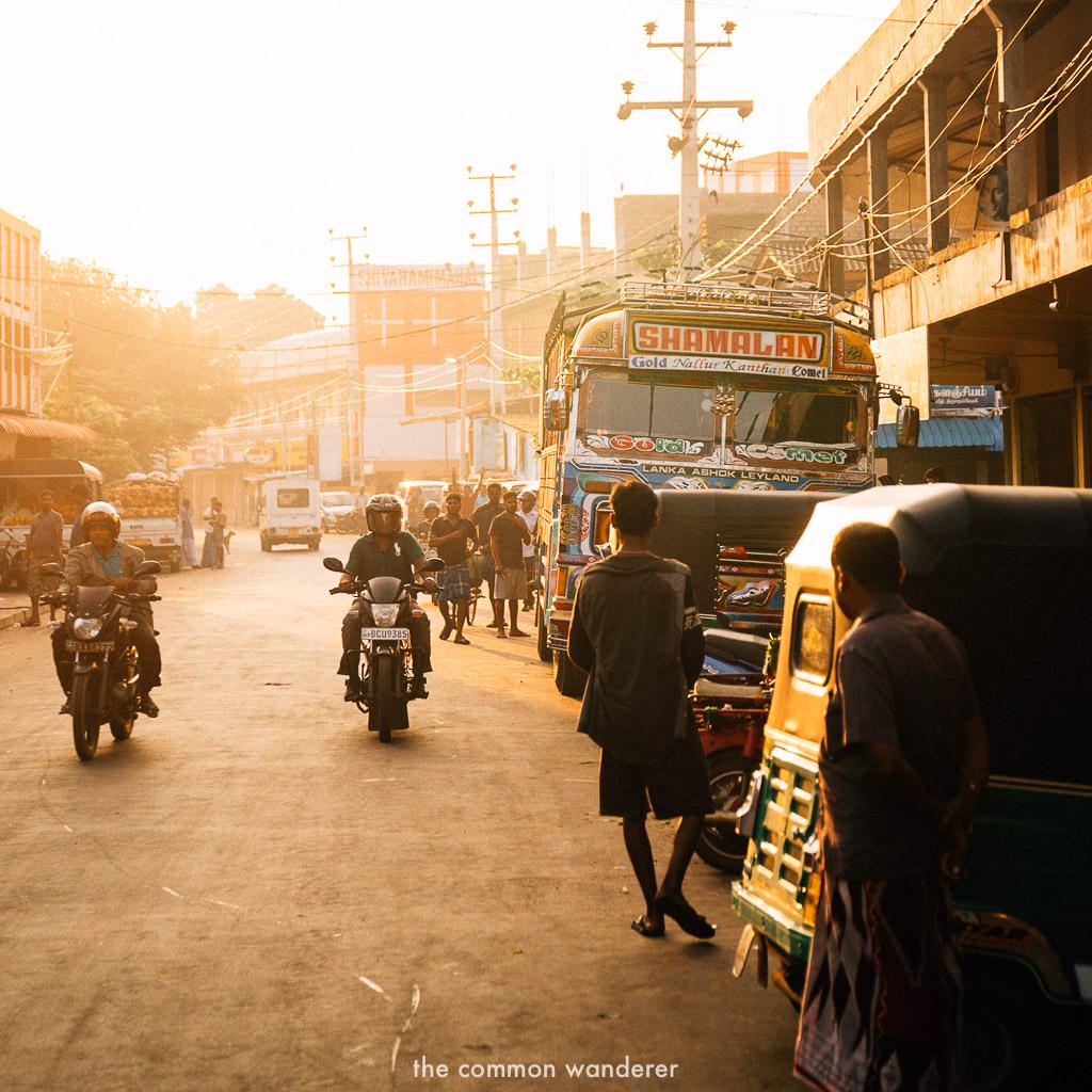Sri Lanka itinerary | Jaffna