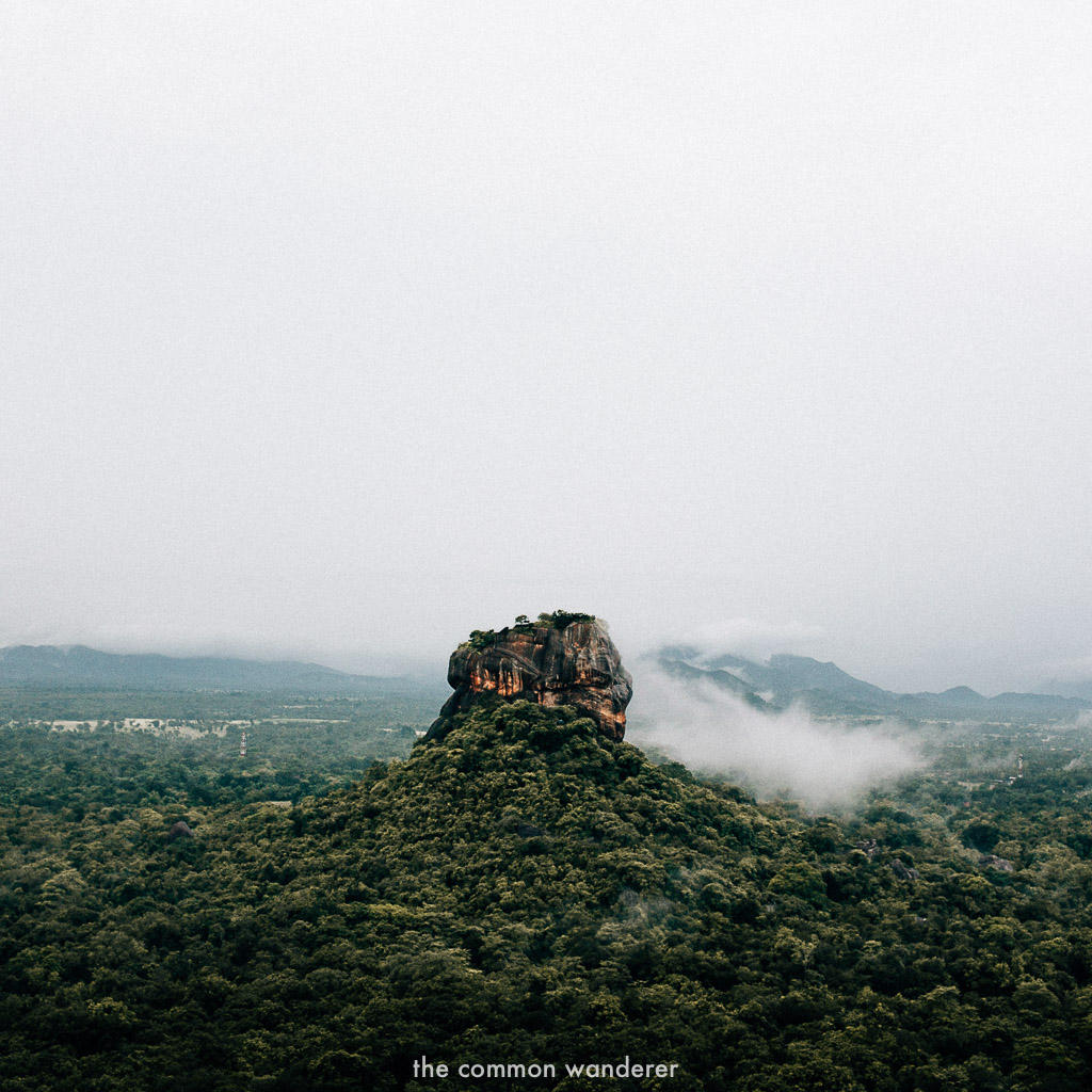 Sri Lanka Itinerary | Pidurangala rock