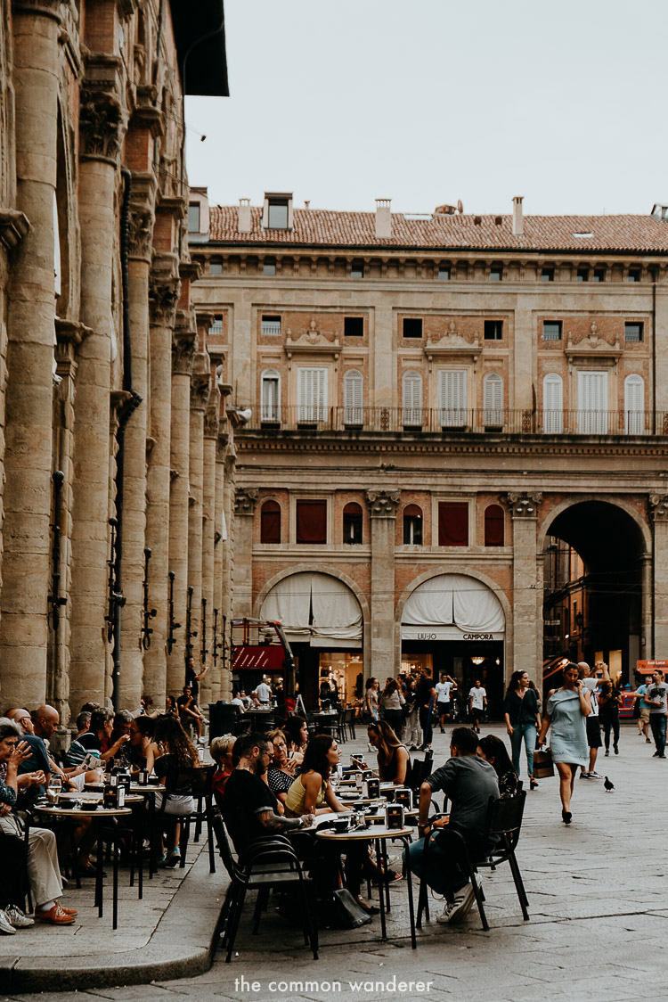 Bologna travel tips