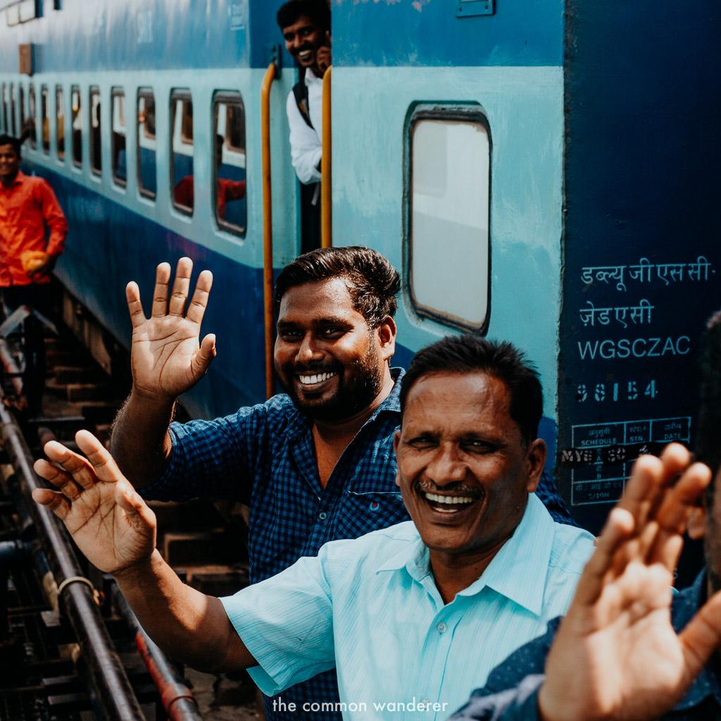Exploring india via Rail