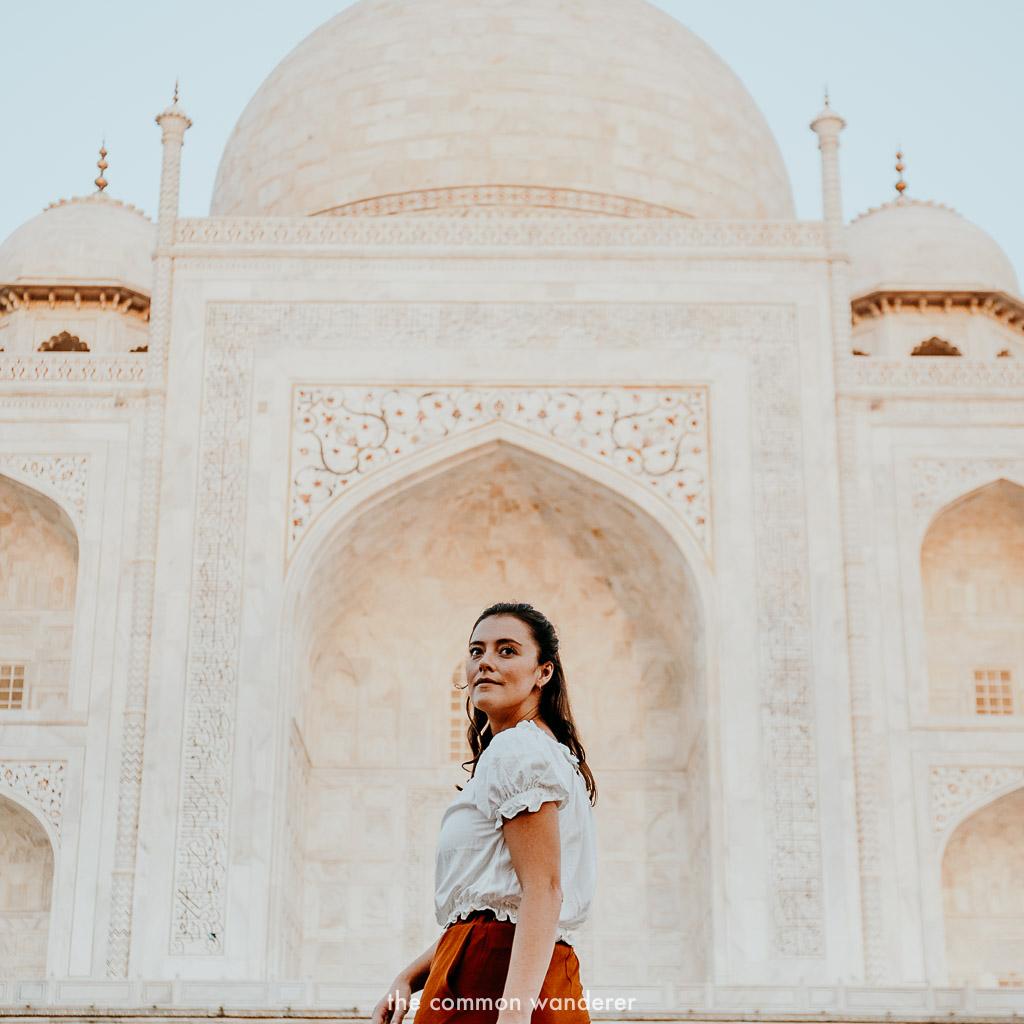 Admiring the UNESCO World Heritage listed Taj Mahal | The Common Wanderer