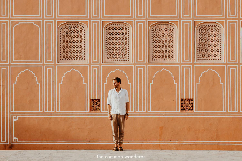 INDIA HIGHLIGHTS - The incredible pink city of Jaipur, Rajasthan