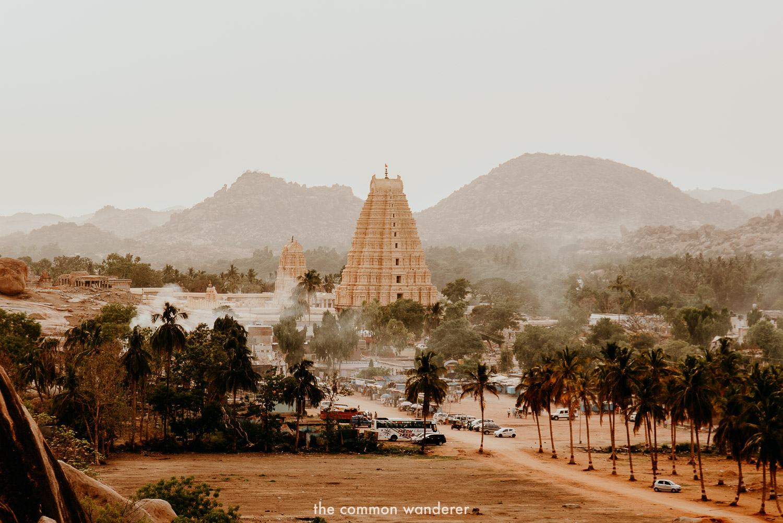 INDIA HIGHLIGHTS - The UNESCO World Heritage site of Hampi, Karnataka