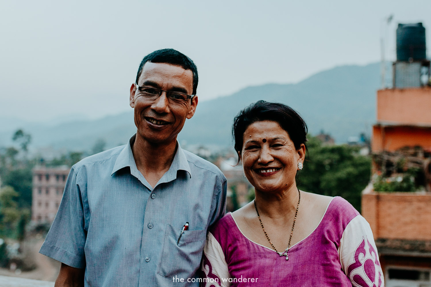 """""""The premise was simple: connect global travellers on homestays with local women and their families."""" -"""