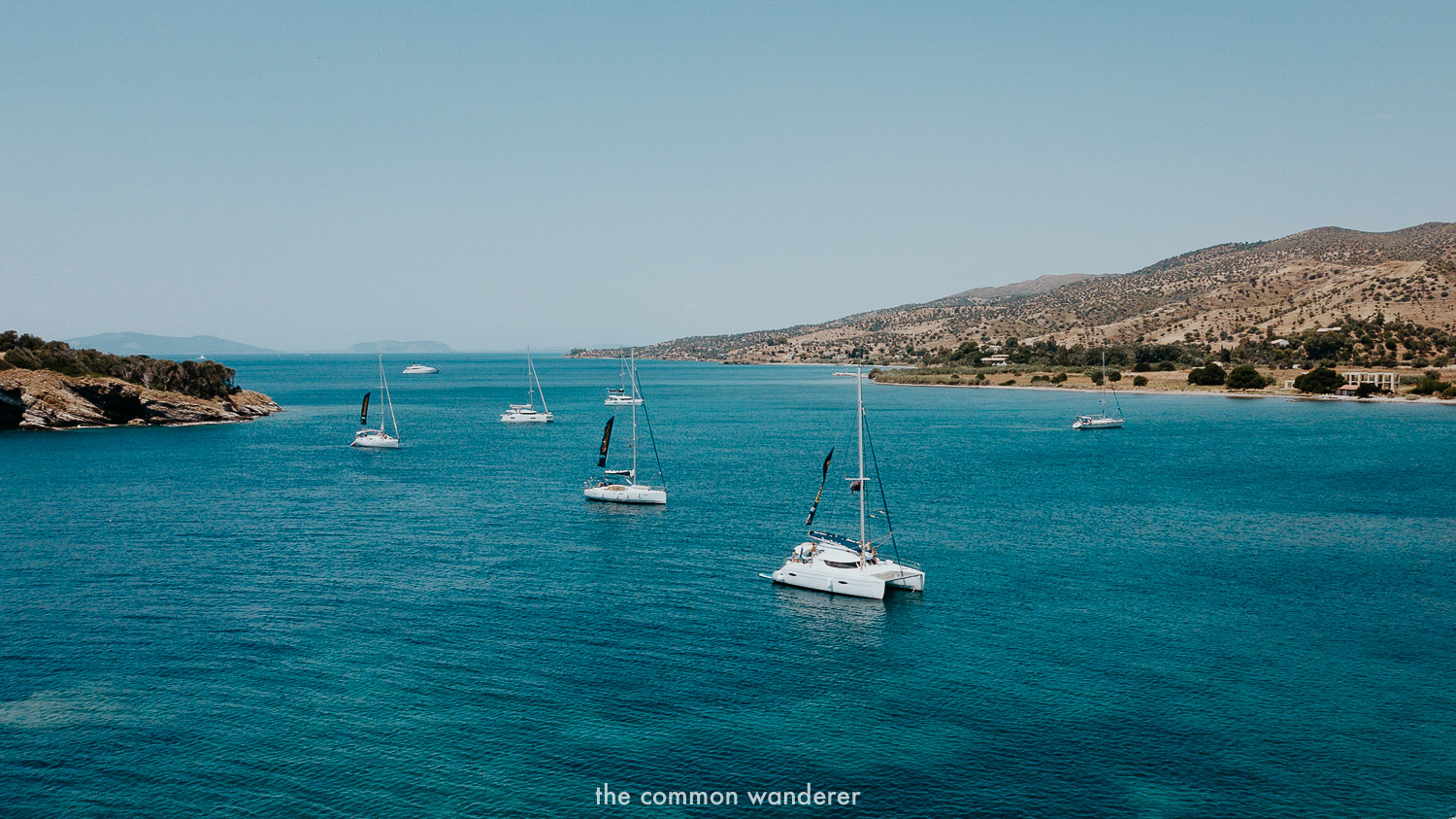 The yachts of Medsailors