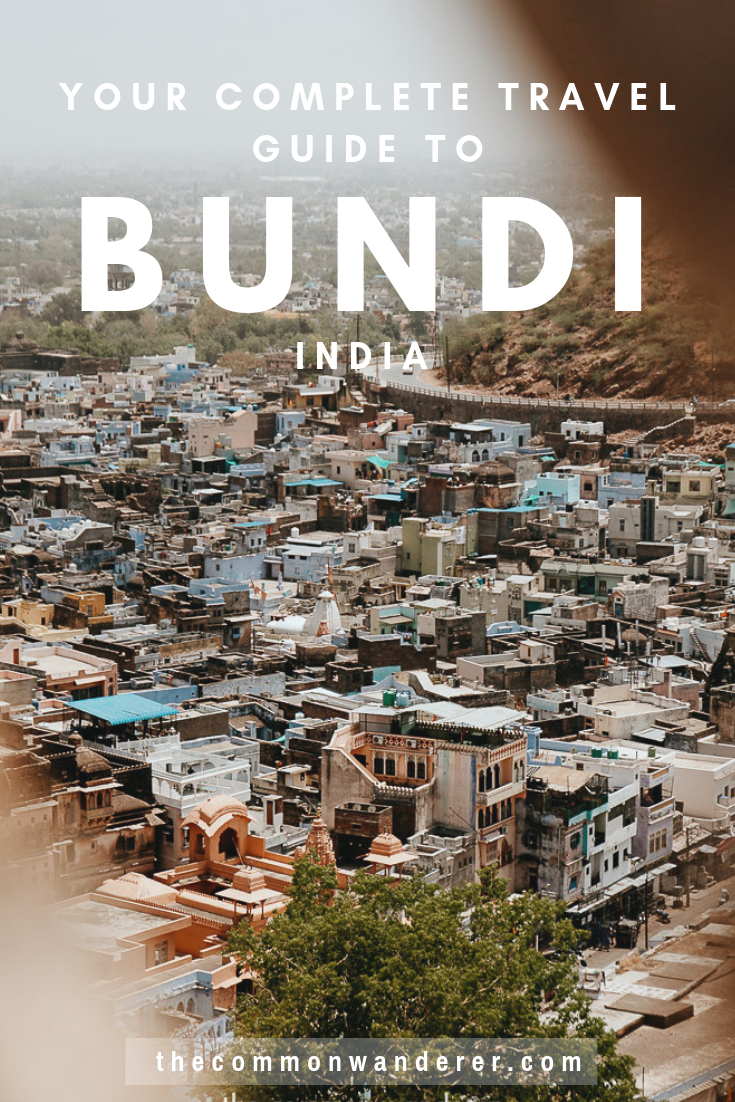 Keen to escape the crowds, but still want to experience some of that rich Rajasthani culture? The fascinating Rajasthani city of Bundi, India might just be your place. Our guide includes where to stay, what to do, and essential travel tips | India | Bundi | Rajasthan | travel | #India #photography #Rajasthan