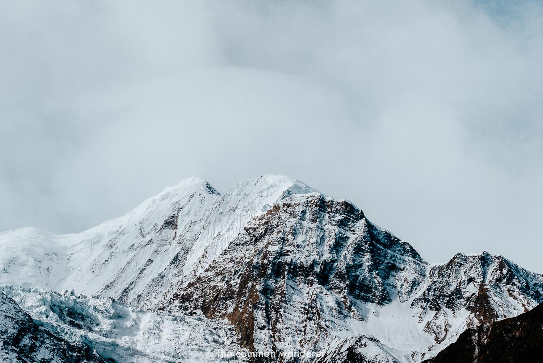 The incredible Himalayan mountains