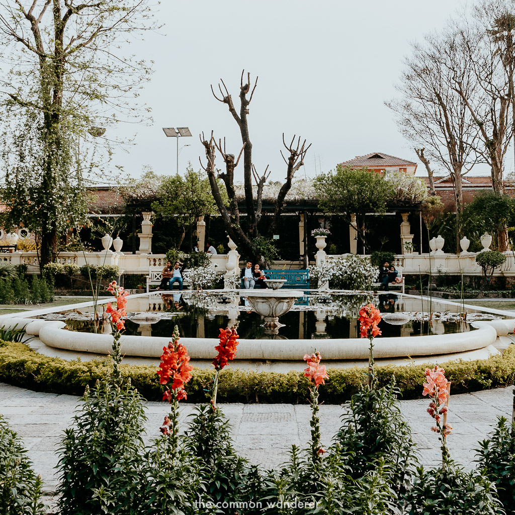 What to do in Kathmandu? Visit the Garden of Dreams