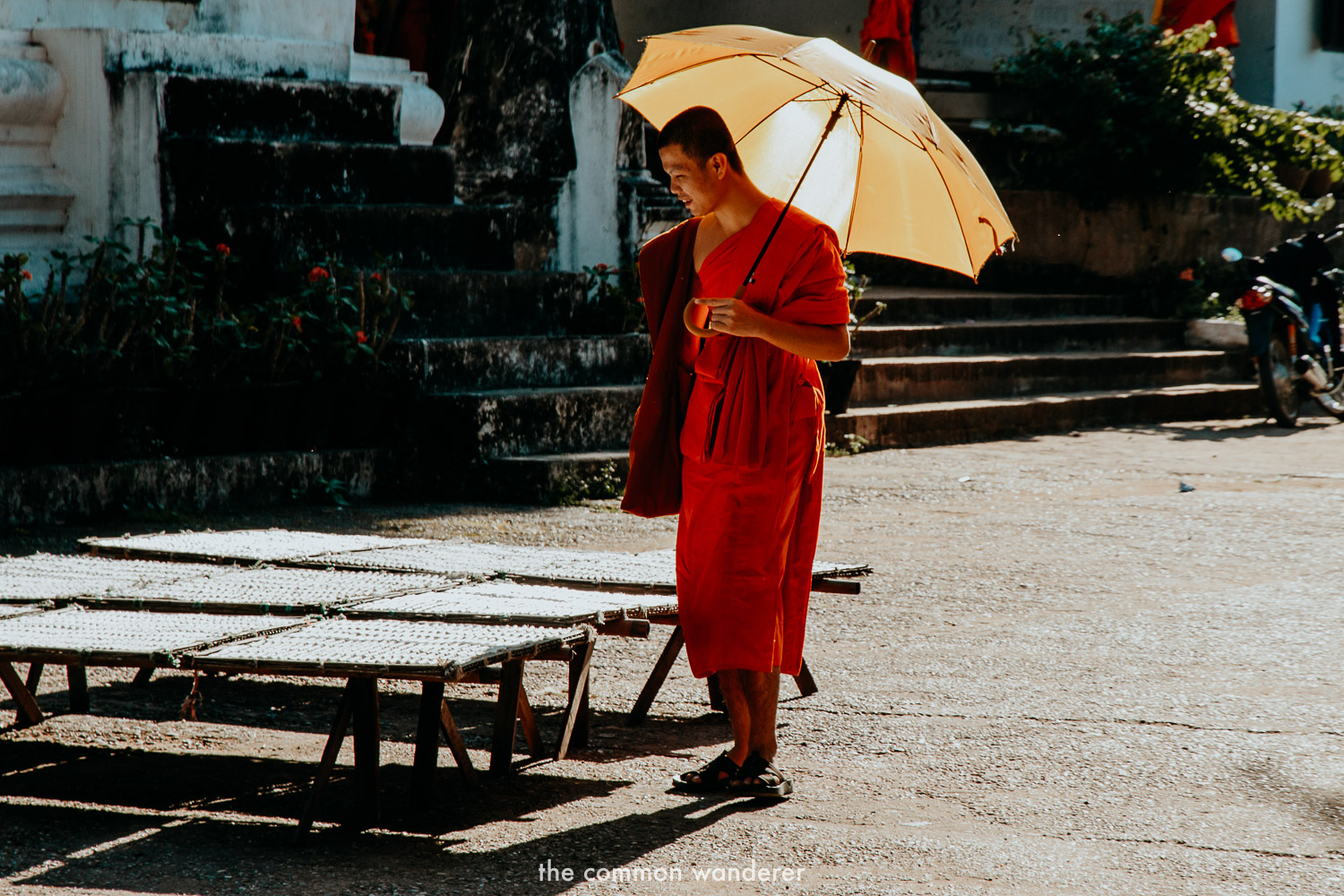 exploring the temples of Luang Prabang is one of the best things to do in Laos