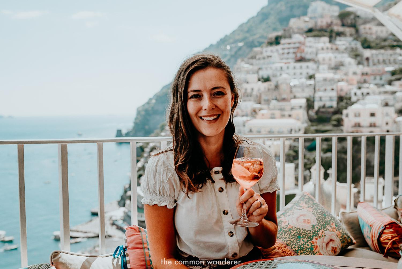 G Adventures local living Sorrento review