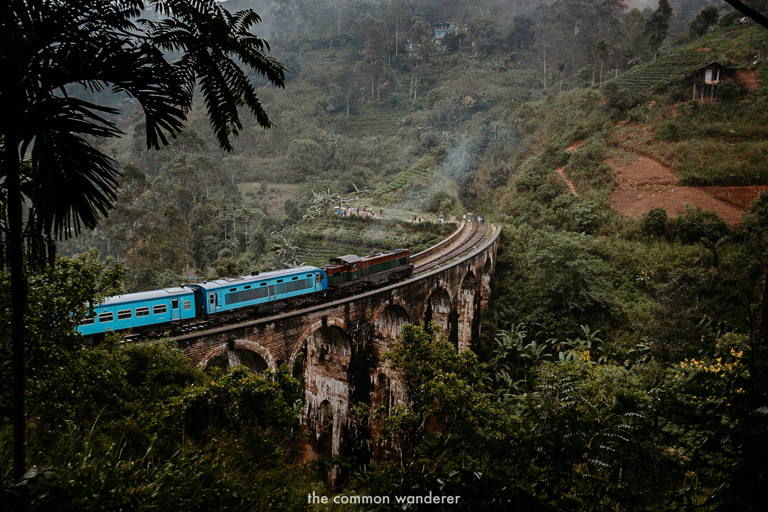 The Kandy to Ella train ride is one of the best in Sri Lanka | Sri Lanka travel guide