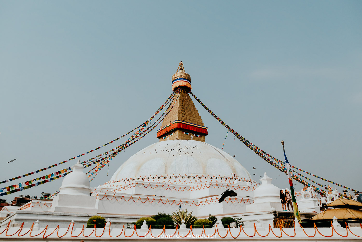 Where to stay in Kathmandu? Close to Boudhanath Stupa