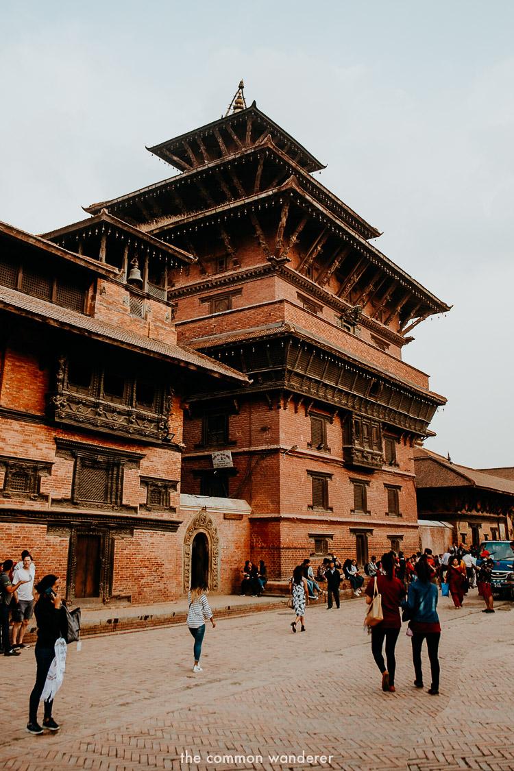 Where to stay in Kathmandu? Patan Durbar Square, Kathmandu