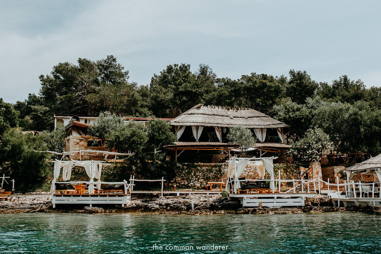 Palmizana Bay, Pakleni Islands Croatia