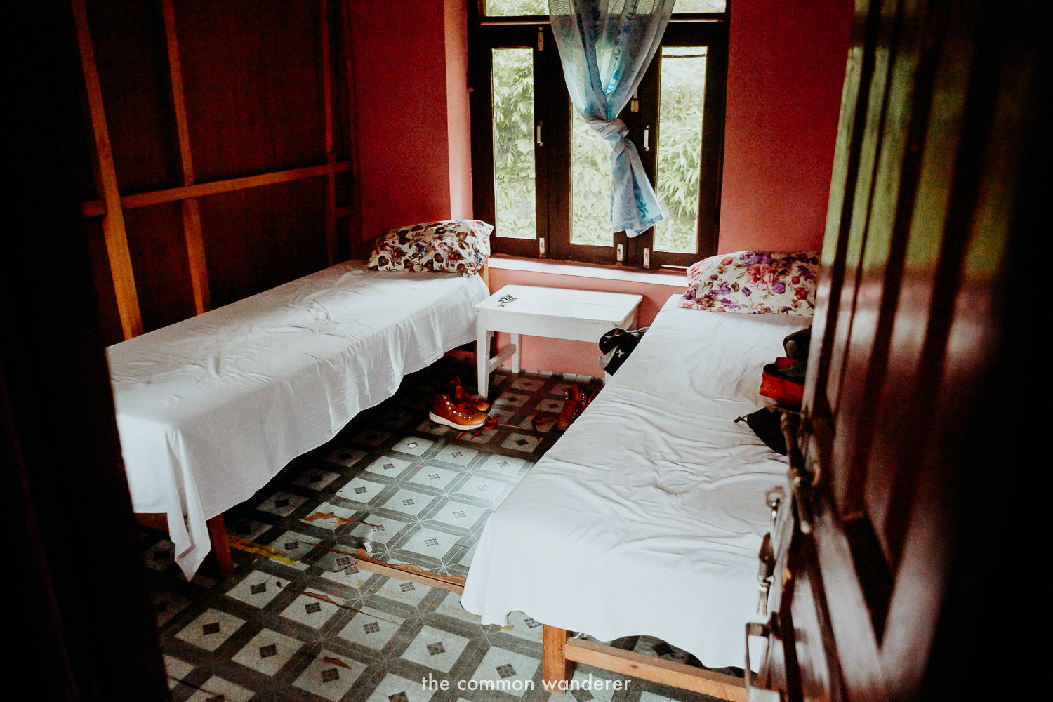 Accommodation on the Poon Hill trek, Nepal