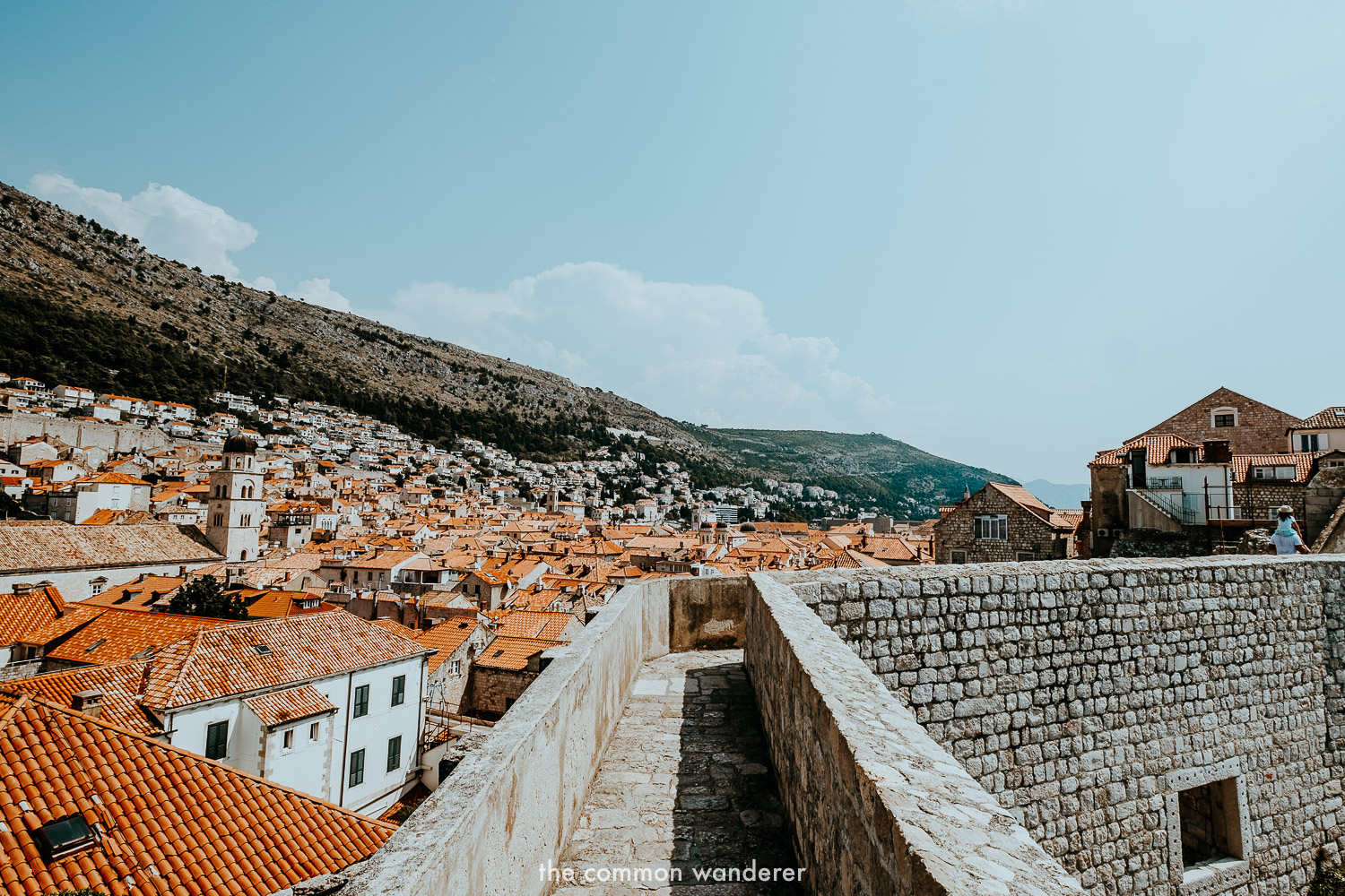 What to do in Dubrovnik? Explore the famous city walls