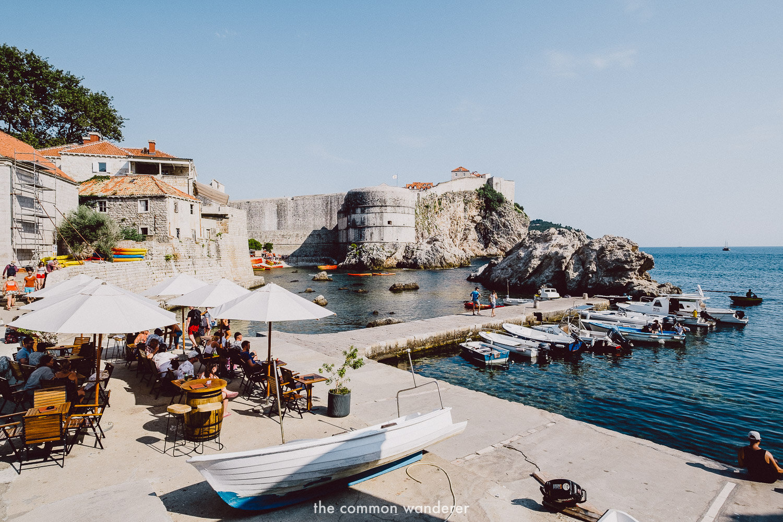 The beauty of Dubrovnik, Croatia