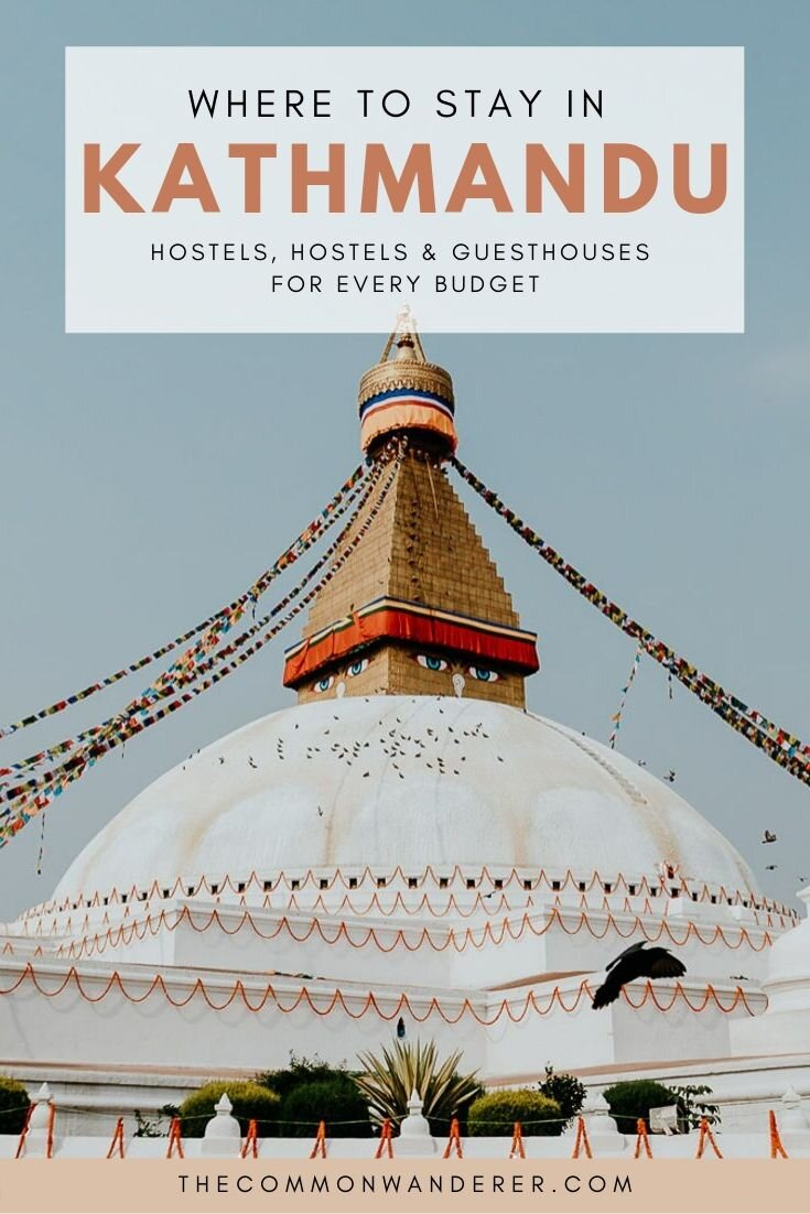 Visiting Nepal and not sure where to stay in Kathmandu? Discover the best budget, mid-range and luxury accommodation options with our comprehensive where to stay in Kathmandu travel guide! | #Nepal #Kathmandu #travel