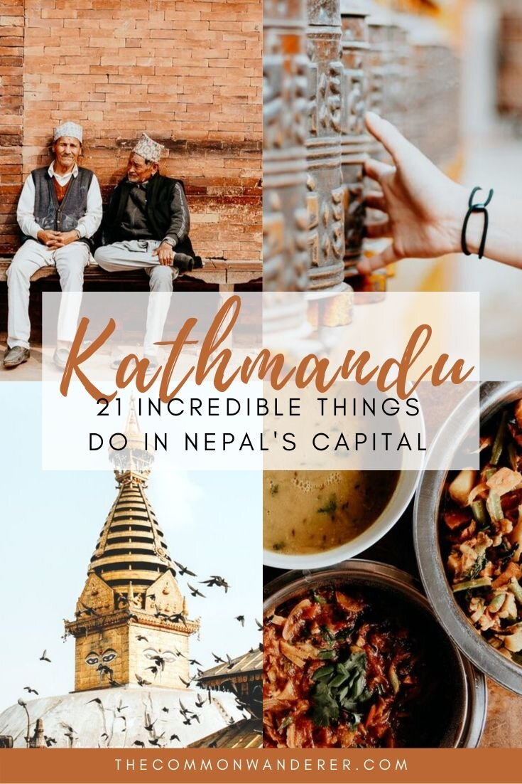 Looking for the best things to do in Kathmandu, Nepal? Discover famous attractions, ancient sites, sacred temples, must-see attractions, the best food, and the chaos of Thamel with our comprehensive Kathmandu must-see list! | #Nepal #Kathmandu #travel