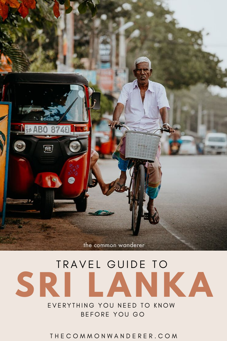 Plan your visit to Sri Lanka: find out where to go and what to do in Sri Lanka with our ultimate travel guide. Discover itineraries, activities, budgeting ideas, where to stay, shop, and eat, all your transport options, and essential travel information (plus more!) for an incredible trip to this island paradise. | Sri Lanka travel | Kandy | Ella | Mirissa | Jaffna | Sri Lanka safari | asia travel