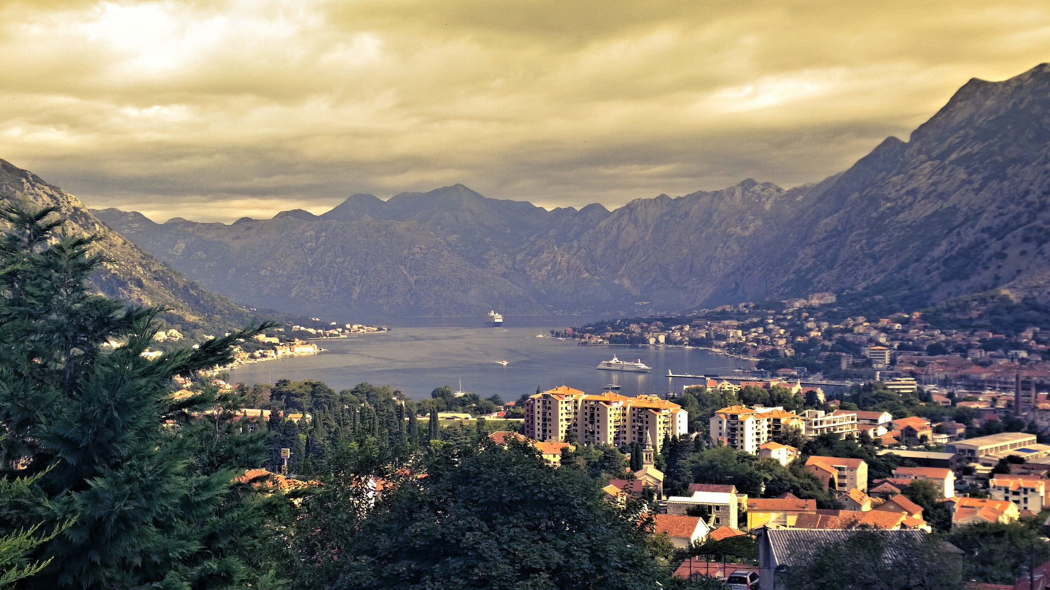 Kotor, a UNESCO World Heritage Site - Photo by SarahTz https://www.flickr.com/photos/120420083@N05/