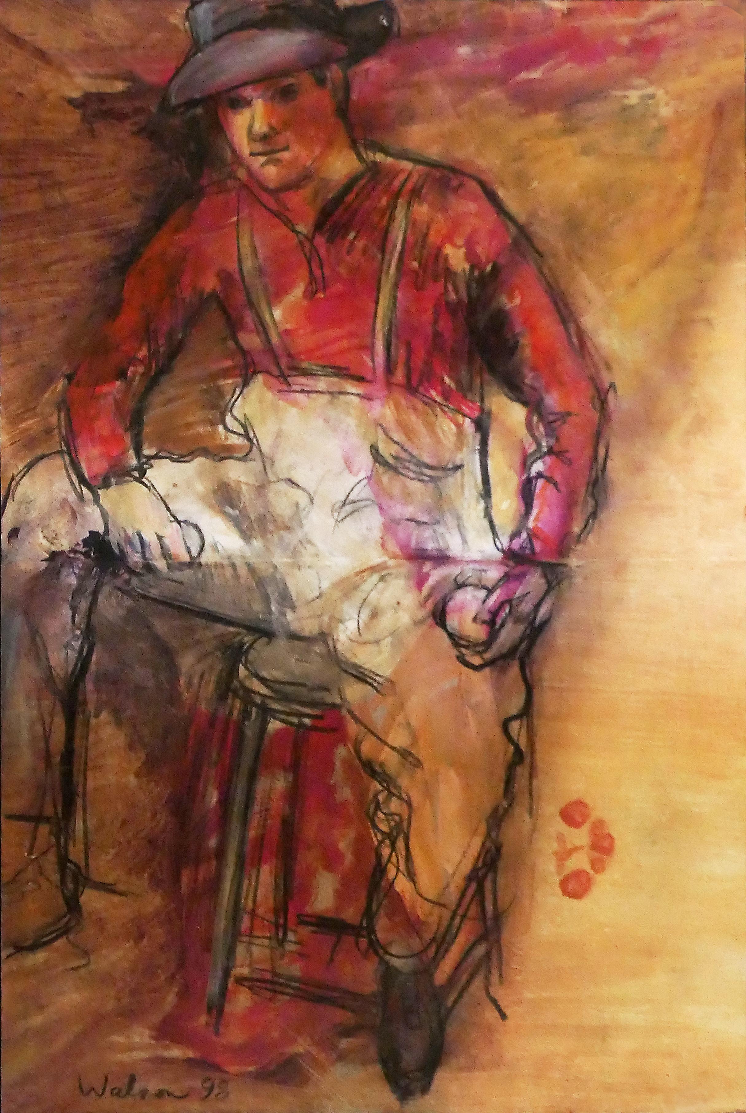 John Walson. The Juggler, 1998