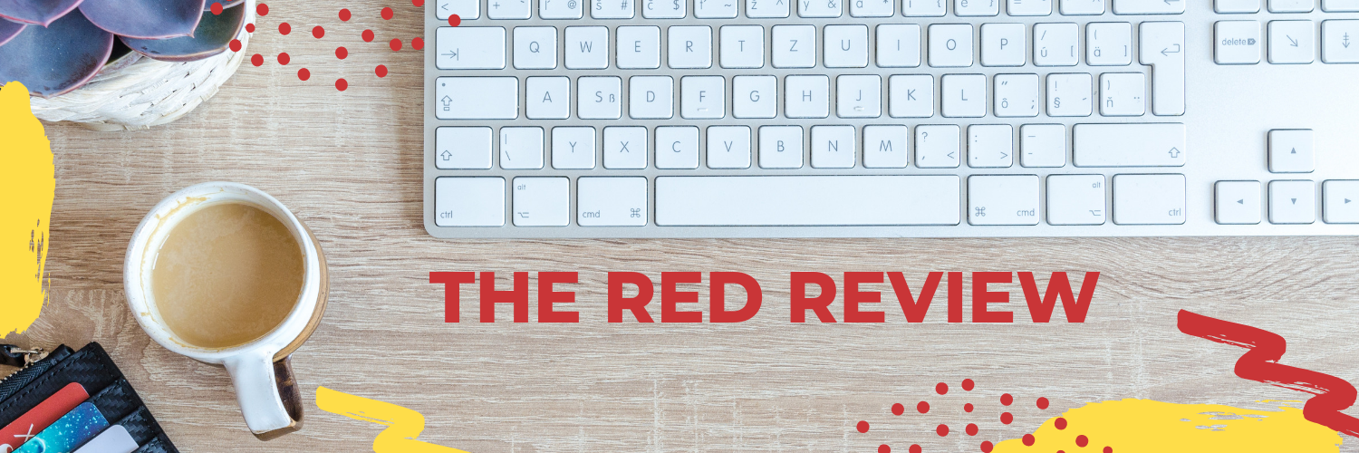 The Red Review podcast with Jeremy and Mike
