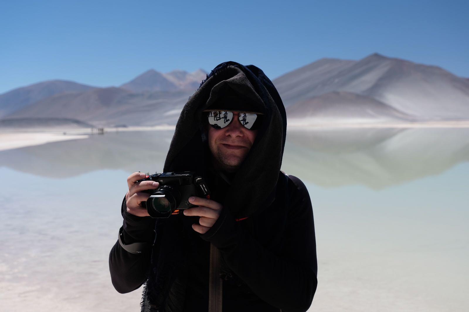 Somewhere in the Atacama.