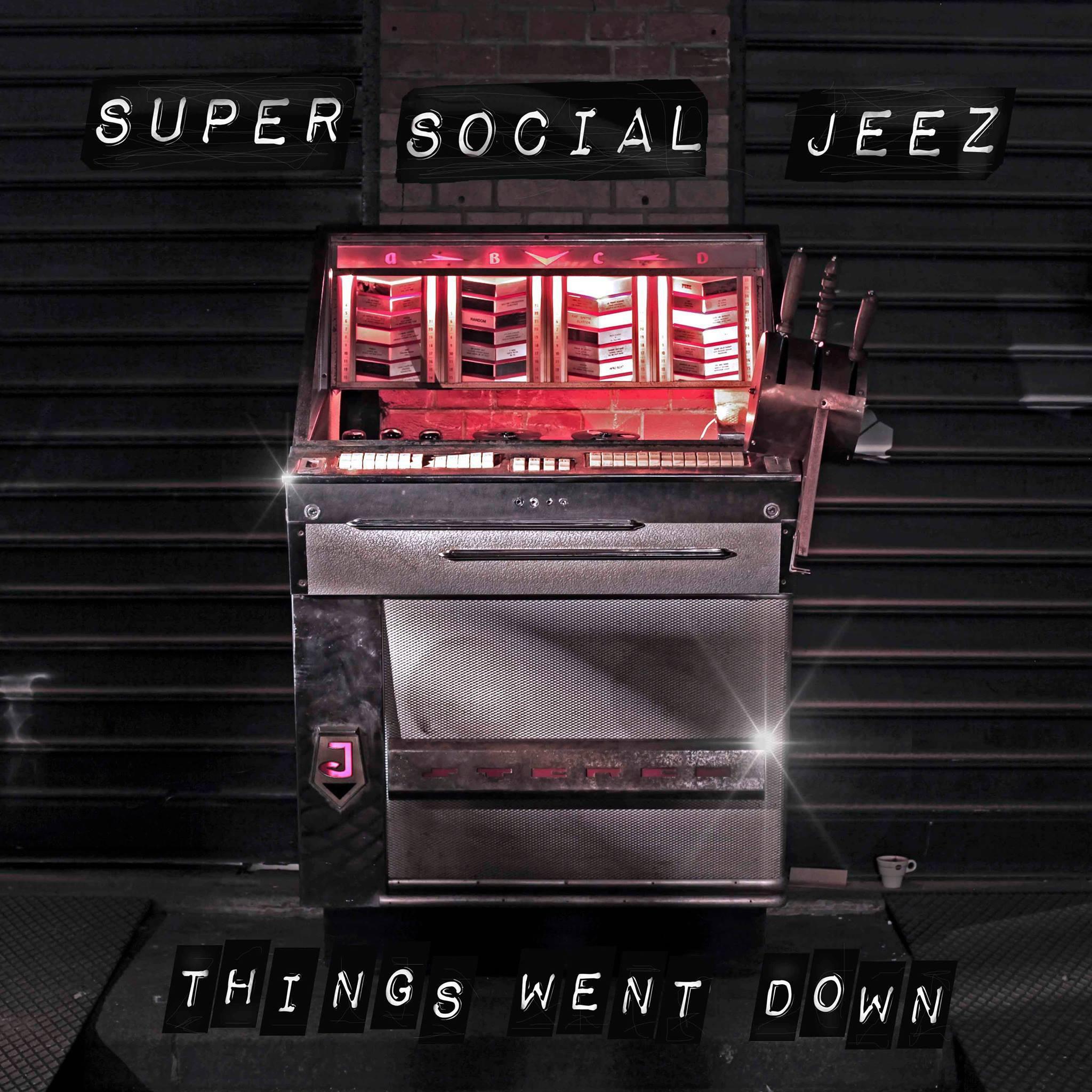 SUPER SOCIAL JEEZ