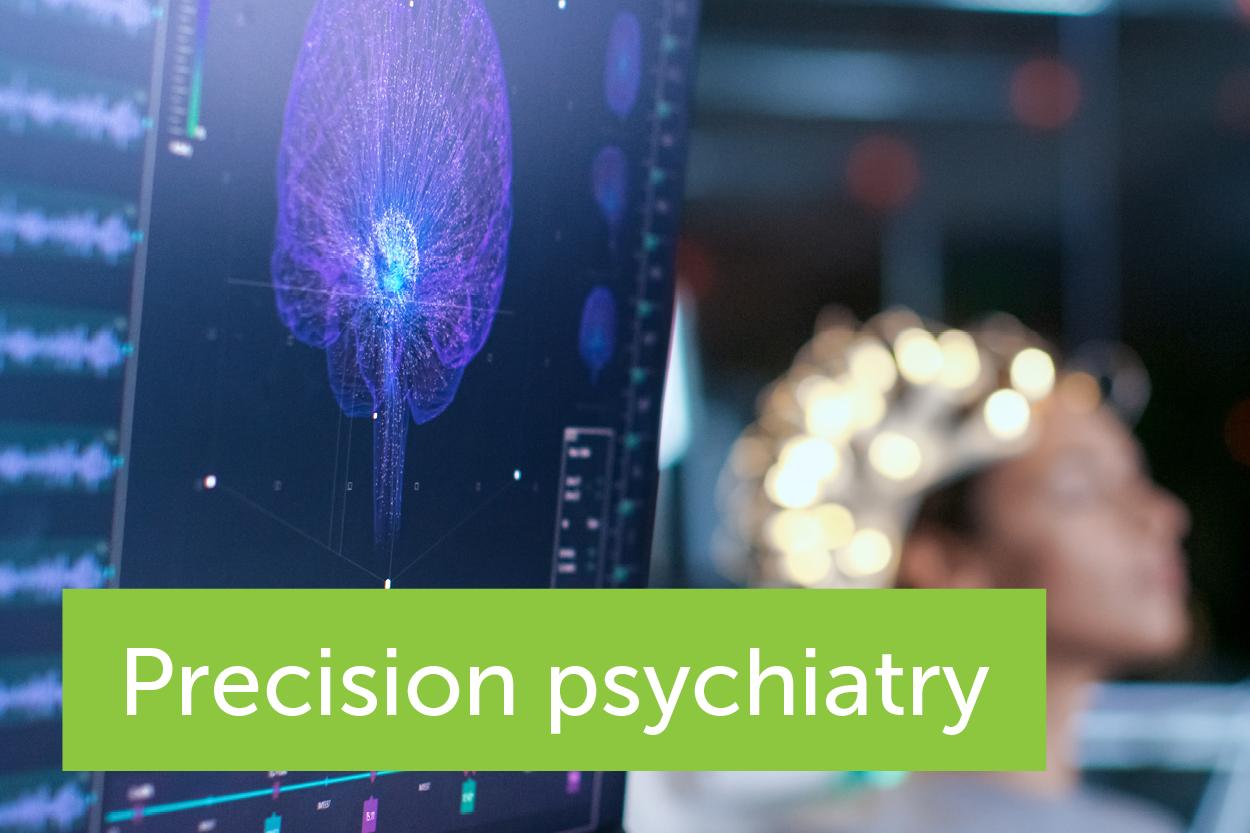 生物标志物和人工智能是否会引领精准精神病学的新时代?