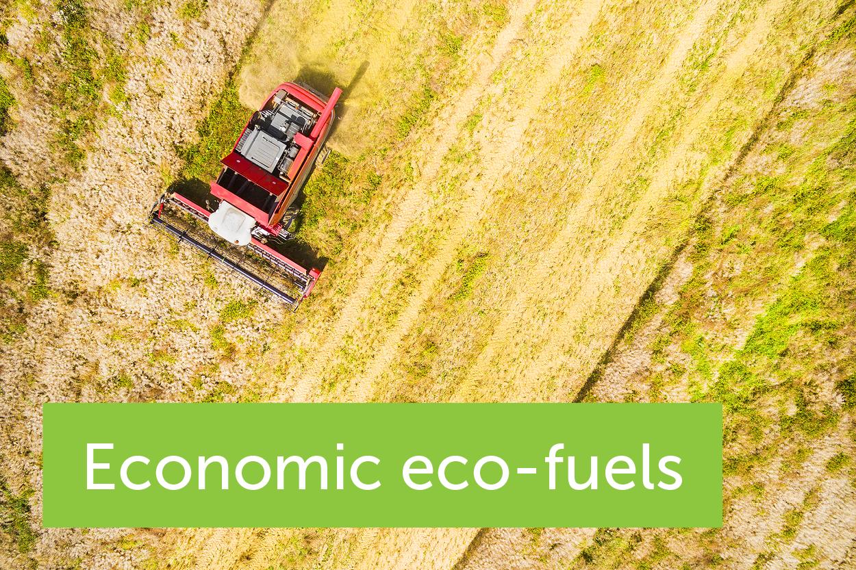 大规模生产生物燃料在经济上和实际上可行吗?
