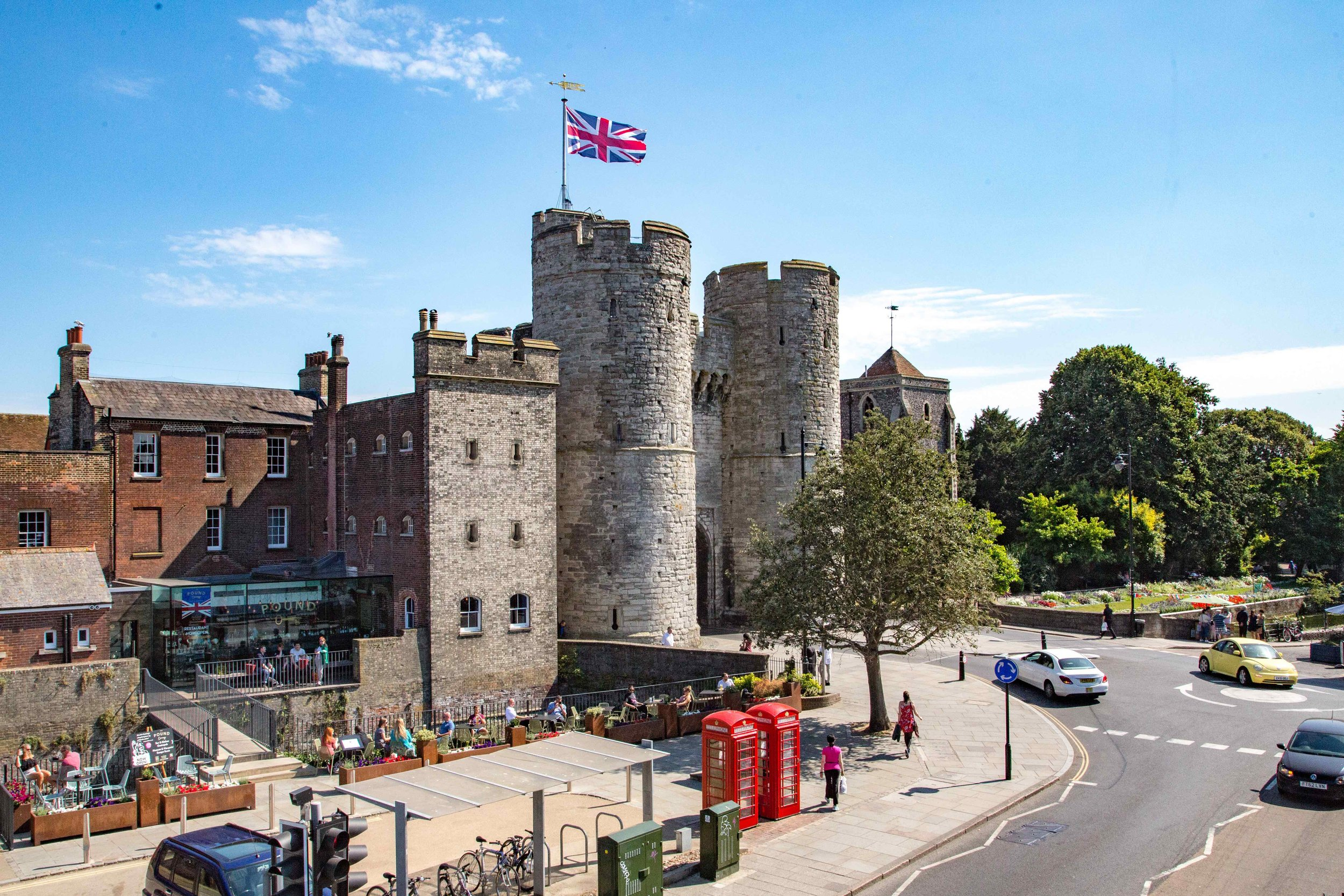 England's Largest Surviving Medieval Gateway