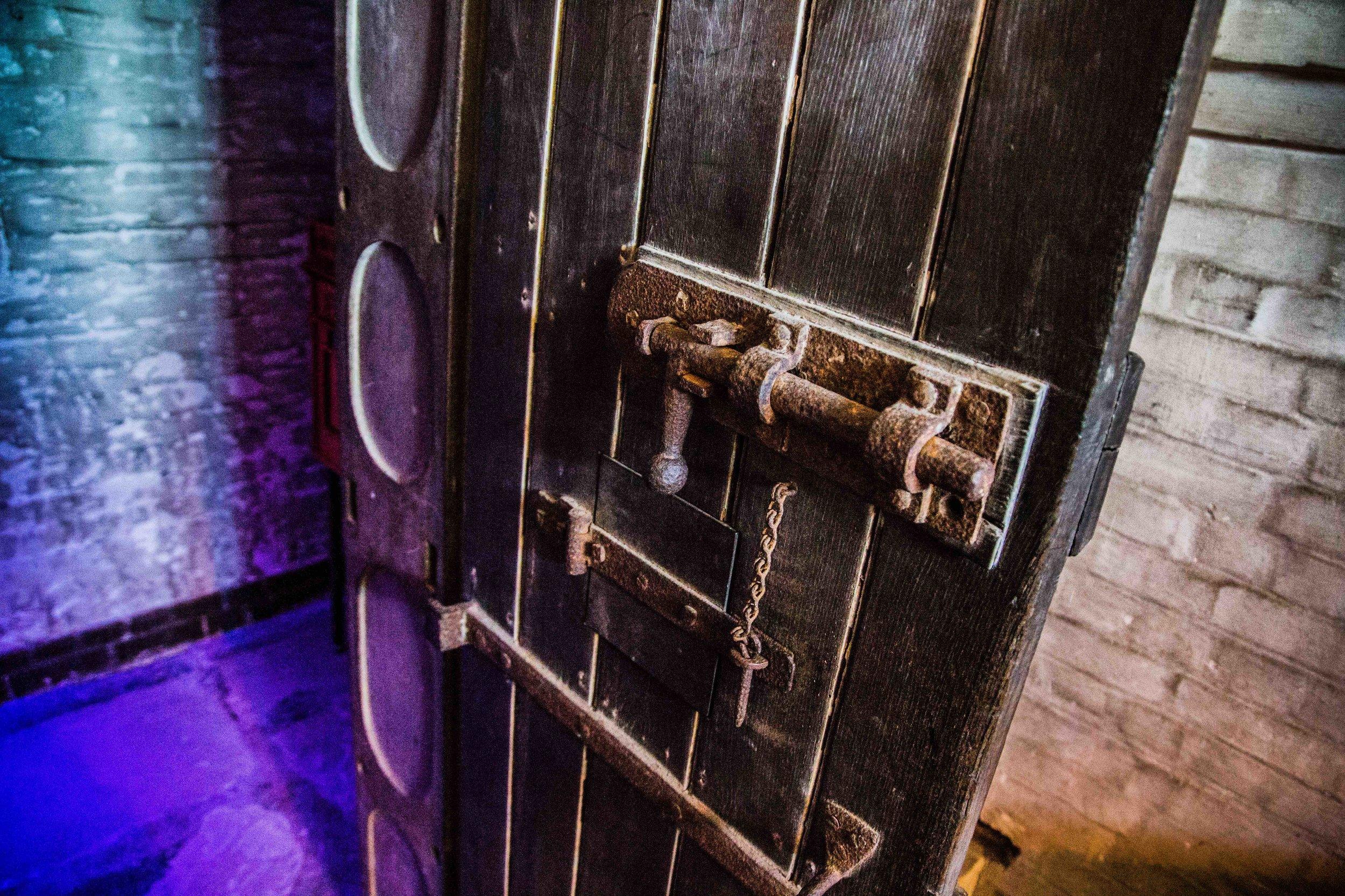 Original Cell Door