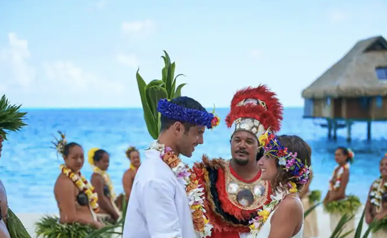 Courtesy Conrad Bora Bora Nui Resort & Spa