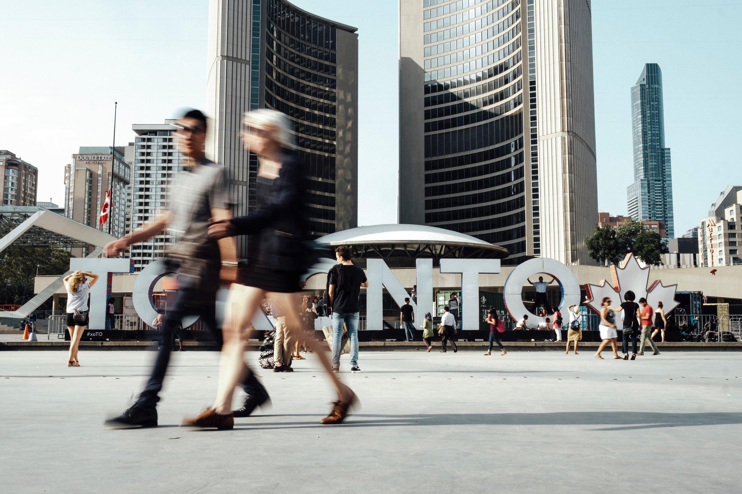 Toronto scenes