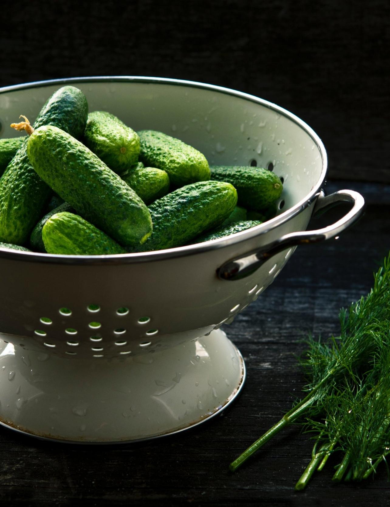 Field Cucumbers