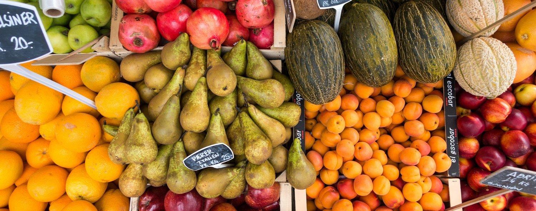 Fruit Market - produce