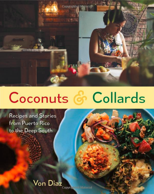 Coconuts and Collards Von Diaz book cover