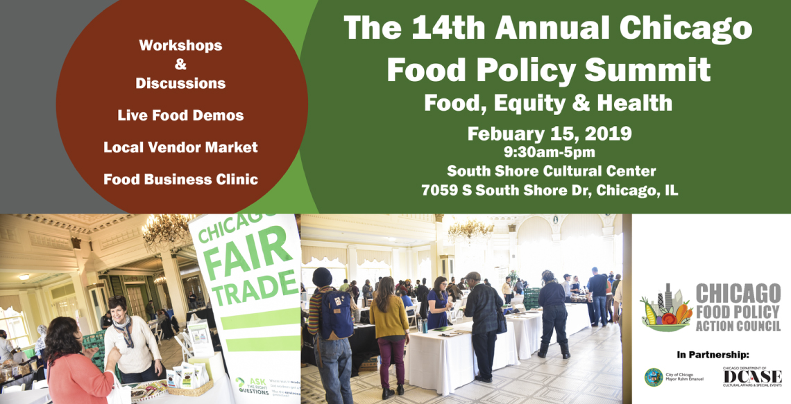 Chicago Food Policy Summit